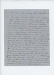 Undated - Petition from citizens of Brewer in support of the appointment of Cyrus A. Washburn to the Hamlin Flying Battery