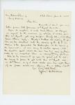 1861-06-06  Samuel Hoskins writes to Governor Washburn regarding joining the 2nd Regiment