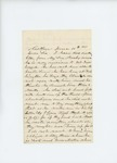 1861-06-10  Senator John Bridges writes again to Governor Washburn to obtain discharge for his son Charles