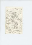 1861-06-17  Dr. Augustus C. Hamlin writes to Adjutant General Hodsdon about recruitment and supplies