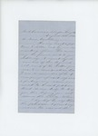 1861-08-14  Letter from A.K. Herrick [Mirick?] to Governor Washburn denouncing the petition from the 2nd Regiment officers