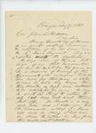 1861-08-19  Mr. Chadwick appeals to John Hodsdon for the return of Henry Barrett's sons