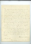 1861-09-05  William C. Hammatt requests that his son be given a position that does not