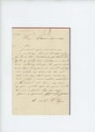 1861-09-18  Jefferson Jackson asks for papers proving he enlisted as a teamster and nothing else