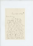 1861-09-30  E.H. Goodale writes to Adjutant General Hodsdon about cavalry band