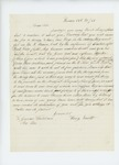 1861-10-21  Henry Barrett inquires how to send clothing to his sons
