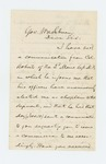 1861-11-18  Reverend Tefft requests confirmation of his promotion to chaplain