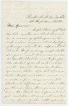 1861-12-30  Dr. S.B. Morison recommends Dr. Jones for appointment to the 11th Regiment
