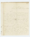 1862-01-20  Captain A.B. Farnham informs Adjutant General Hodsdon of the death of Isaac W. Deane