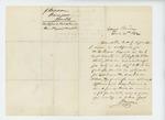 1862-01-21  J. Mason writes regarding certificates of disability for W.H. Boyce