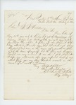 1862-02-03  Colonel Charles Roberts requests commissions for Garnsey, Staples, and Forbes