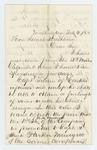 1862-02-04  Cyrus Hamlin recommends Lieutenant W.H. Mudgett for promotion