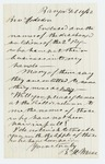 1862-02-10  B.H. Mace requests pay for discharged soldiers
