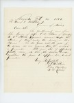 1862-02-13  N.G. Hichborn and others recommend Captain Charles W. Tilden for promotion