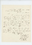 1862-02-14  N.G. Hichborn and others recommend promotion of Charles Bridges of Castine
