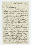 1862-03-24  B.H. Mace forwards receipts for cooking services of Henry H. Haskell to Adjutant General Hodsdon