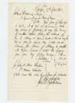 1862-04-11  G.H. Bartholemew requests pay for Chaplain John F. Mines