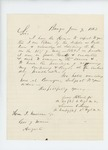 1862-06-09  James Davis and Simeon Fancy report themselves paroled prisoners