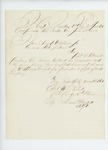 1862-06-11  Colonel Charles Roberts recommends W.R. Currier for promotion