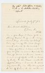 1862-07-09  Reverend A. J. Bates offers his services as chaplain