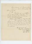 1862-07-14  Major General F.J. Porter regarding Special Order 77