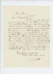 1862-07-16  J.F. Pratt requests a transfer to the 16th Maine Regiment