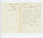 1862-07-01  William Ross requests the discharge of his son Judson A.  Ross