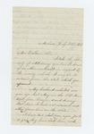 1862-07-21  Lucelia Densmore requests aid