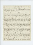 1862-07-29  D.F. Kelleher requests commission for brother Richard Kelleher