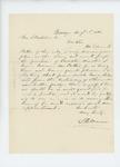 1862-08-01  S.B. Morrison recommends E.B. Patten for Quartermaster