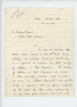 1865-10-20  Brevet Lt. Colonel J.L. Stackpole requests confirmation of service for members of 2nd Maine