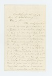 1862-11-13  Jonathan L. Moore of Bucksport requests a position in a hospital