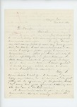 1862-12-10  J.W. Chamberlain solicits a commission