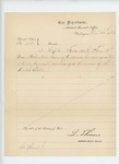 1862-12-29  Honorable discharge of Captain Fernando Foss