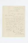 1864-04-30  J.H. Perkins forwards receipts of John F. Reeds for payment to members of the regiment