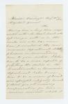 1862-08-12  Sergeant James Anderson writes in support of Samuel Nash for Quartermaster