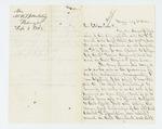 1862-09-03  Mrs. M.H. Spaulding requests her son Edward K. Spaulding's benefits