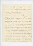 1862-09-03  S.K. Devereux recommends Corporal Richard Tibbetts for promotion to 2nd lieutenant