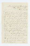 1863-03-12  Captain Walter Sturtevant recommends Leonard D. Carver for promotion