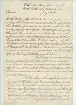 1863-01-08  Brigadier General Hiram Gregory Berry sends his 1862 report of the regiment's actions to Adjutant General Hodsdon