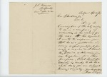 1861-04-20  Joseph Noyes recommends H.W. Cunningham for recruiting