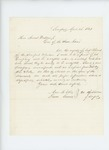 1861-04-25  Selectmen Amos Edes and Isaac Carver inquire if the Captain Whitcomb's Searsport Company will be accepted