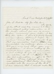 1861-07-01  W.A. Banks refuses to give up his commission except by order of the President or court martial
