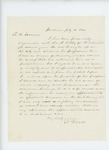 1861-07-11  N. Woods recommends Dr. A. Libby of Richmond for appointment as assistant surgeon