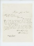 1861-07-18  John H. Quimby requests payment of invoice