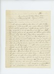 1861-08-06  Colonel Berry writes Governor Washburn regarding men unsuitable for duty