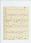 1861-08-22  Colonel Berry writes Governor Washburn regarding breaking up Company H for the good of the service