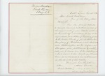1861-08-25  Moses and Mary Dunbar request the discharge of their son George, who enlisted without permission
