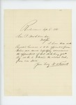 1861-09-02  N.A. Farwell recommends the promotion of Hiram Berry to Brigadier General