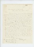1861-09-05  Colonel Berry writes Governor Washburn regarding vacancies